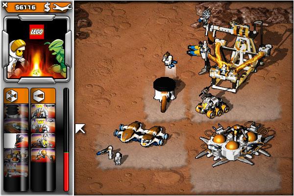 mars mission game